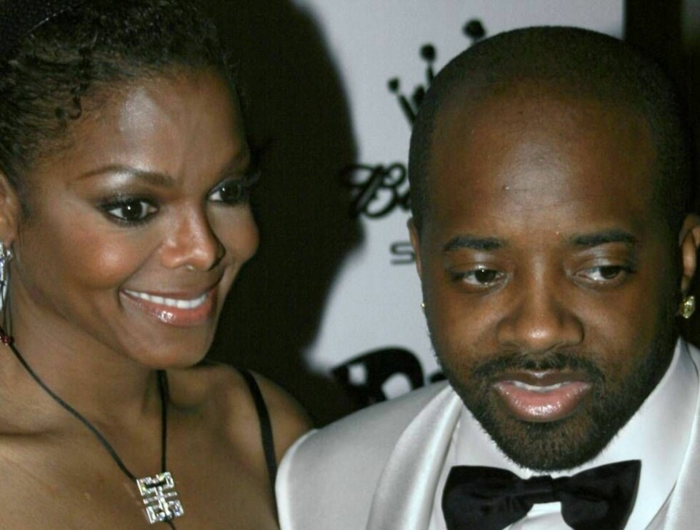 BLIR FORELDRE?: Janet Jackson og kjæresten Jermaine vil gjerne ha barn Foto: All Over Press
