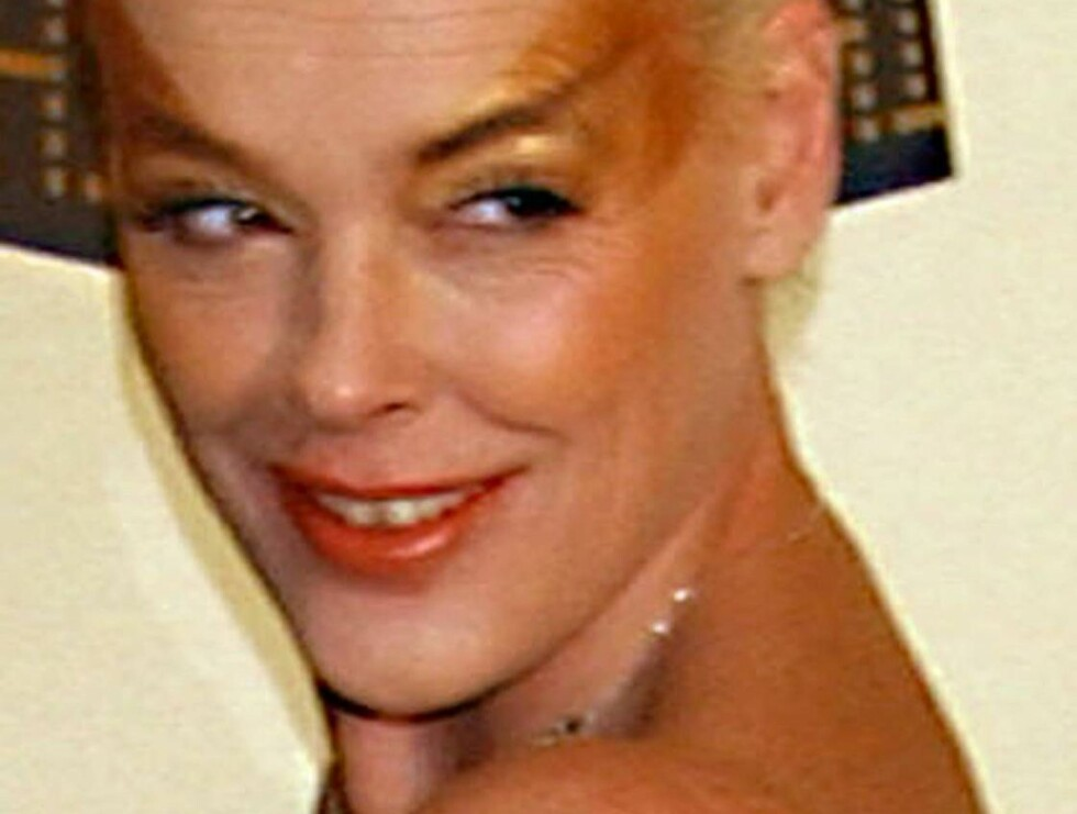 HØY OG BLOND: Den danske modellen og skuespilleren hadde sin storhetstid på 80-tallet med roller i filmer som Beverly Hills og Rocky. Foto: AP/Scanpix