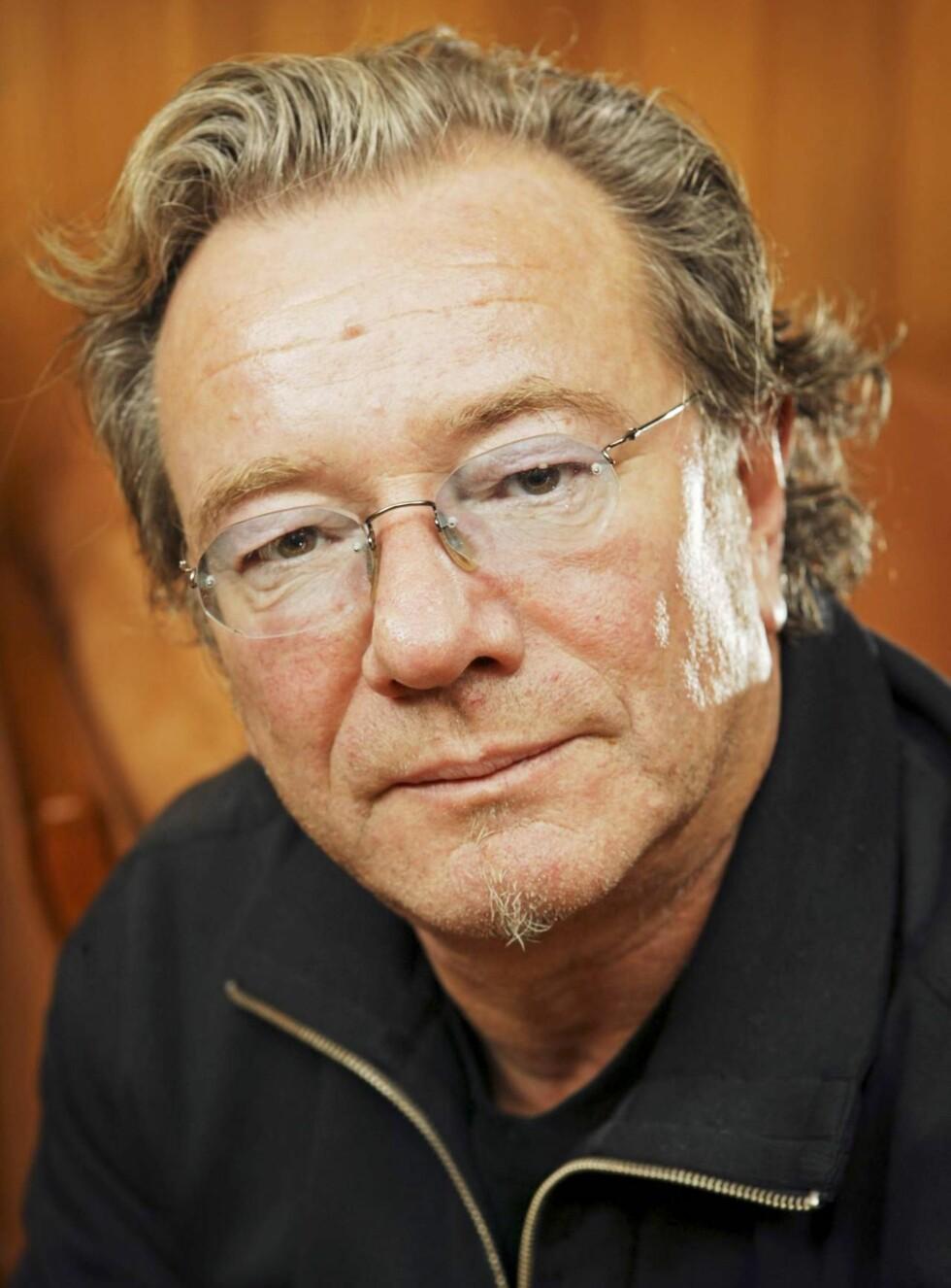 BANEBRYTER: Denne mannen er den viktigste i norsk rock - i hvert fall ifølge Bjørn Eidsvåg. Foto: Werner Juvik, Se og Hør