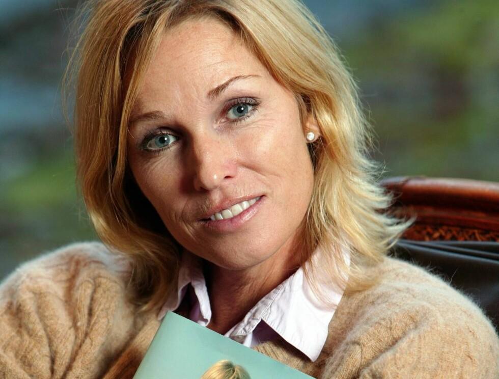 NY JOBB: Anette gleder seg til utfordingene med å bli pressetalskvinne for Louis Vuittons. Foto: Se og Hør