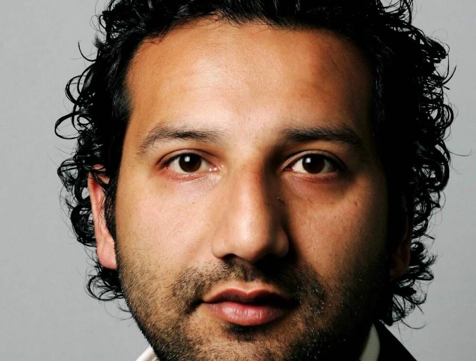 Fete typer - VG-journalist Kadafi  Zaman, Foto: VG Foto: VG