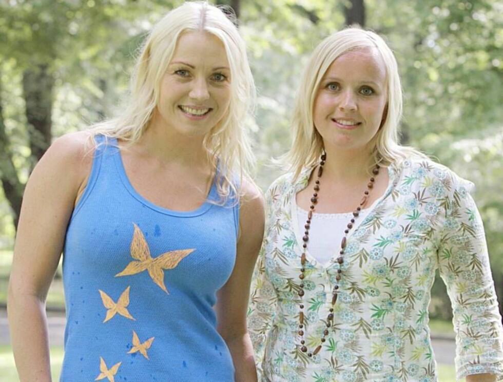 Ekstremsportveko (1) 26.06.06 Ekstremsportveko: Kari Traa og Øyvor Bakke er henholdsvis reporter og programleder for sendingene fra Ekstremsportveko.   Foto: NRK
