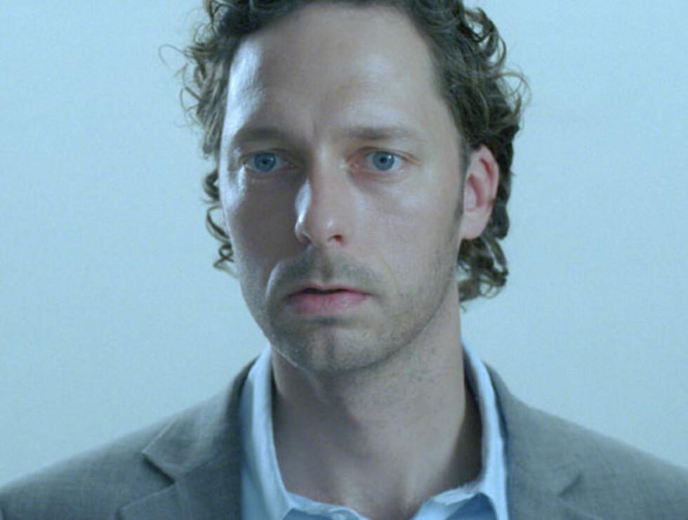 "HOT I ÅR: Trond Fausa Aurvåg og filmen ""Den brysomme mannen"" tar nok hjem en pris eller to i år. De er nemlig nominert i flere kategorier. Foto: Filmweb.no"