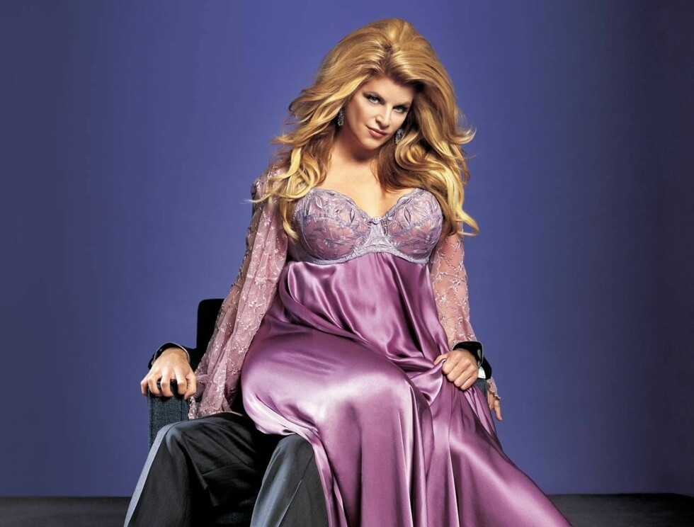 STOR HUMOR: Kirstie Alley i Fat Actress. Foto: TVNorge