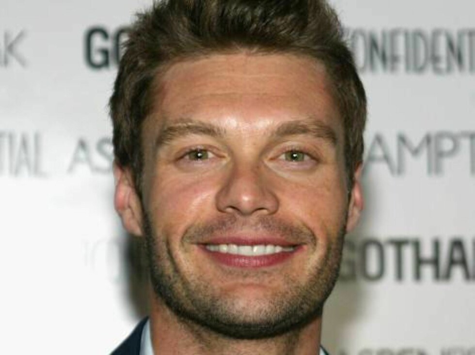 """LOS ANGELES - NOVEMBER 21:  Television personality Ryan Seacrest arrives at the Shawn King CD listening series release of """"In My Own Backyard"""" at Skybar on November 21, 2005 in Los Angeles, California. (Photo by Michael Buckner/Getty Images) *** Local Cap Foto: All Over Press"""