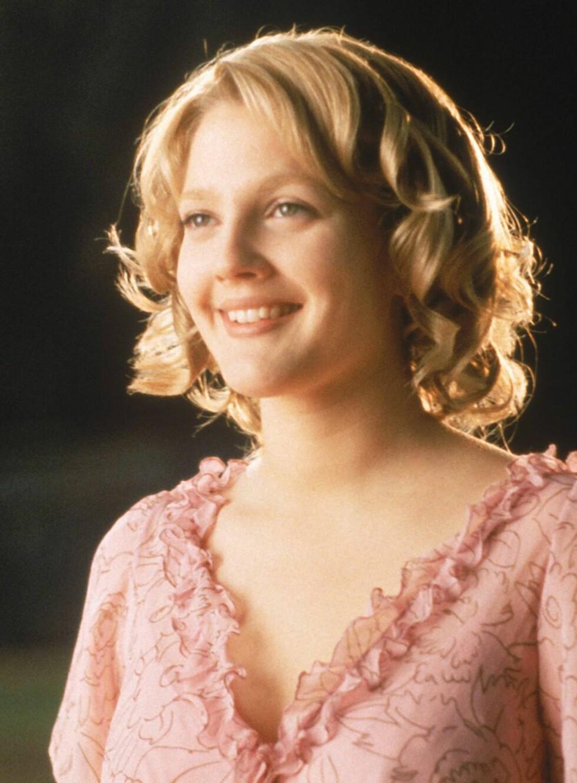 SØT: Drew Barrymore er ukysset - iallfall i denne filmen... Foto: TV3