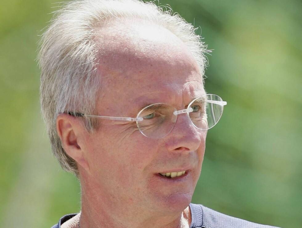 OMSTRIDT: Svennis leder England mot sitt eget hjemland. Foto: All Over Press