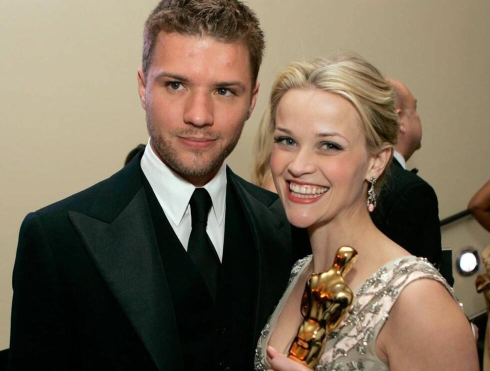 SLÅR TILBAKE: Reese Witherspoon lar seg ikke pille på nesen, og slår tilbake mot gravid-ryktene. Foto: All Over Press