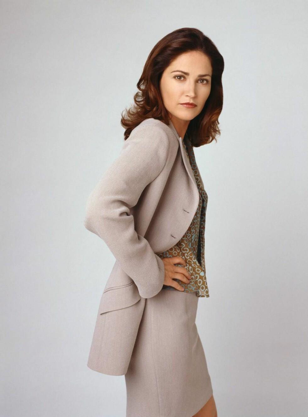 PHILLY: Kim Delaney som Kathleen Maguire. Foto: TV2
