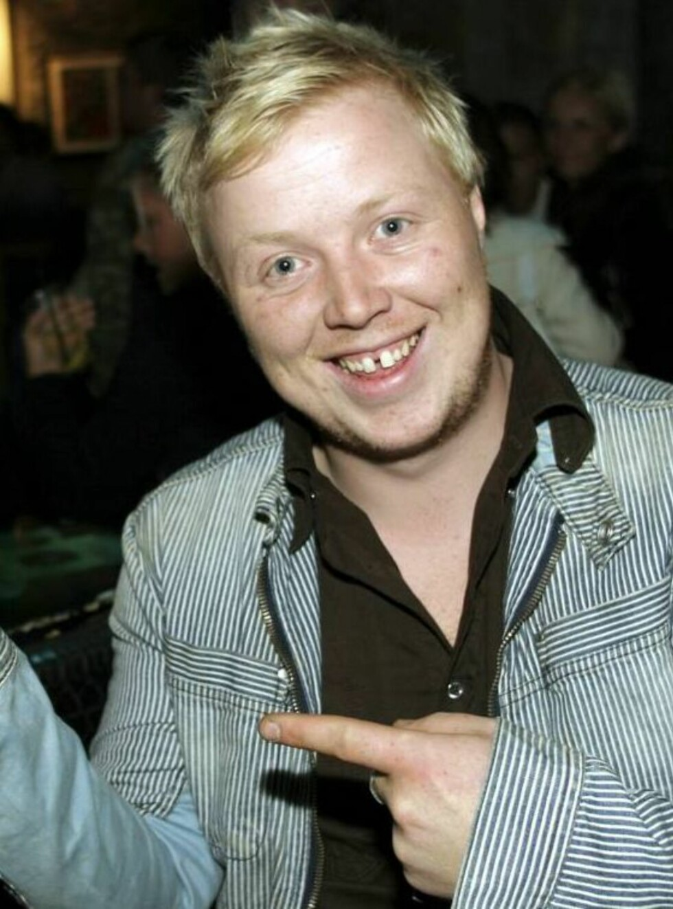 LYKKELIG: 29. juli blir Kurt en ekte mann. Foto: Bent Are Sigvaldsen/Se og Hør