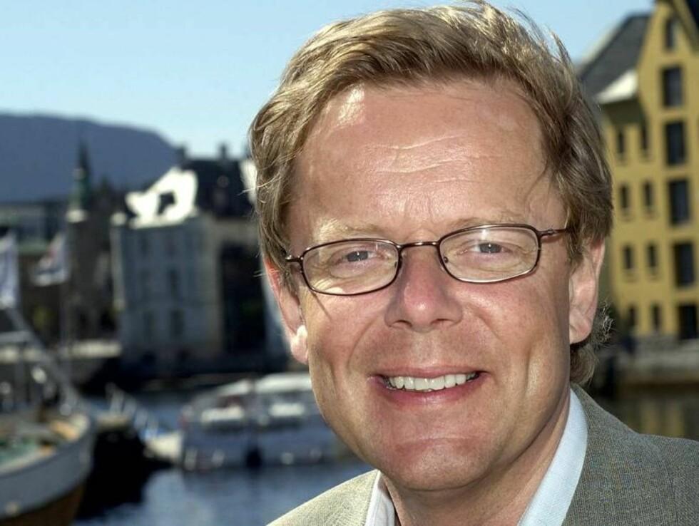 COMEBACK: Arill Riise blir frokostvert påTV2. Foto: TV2
