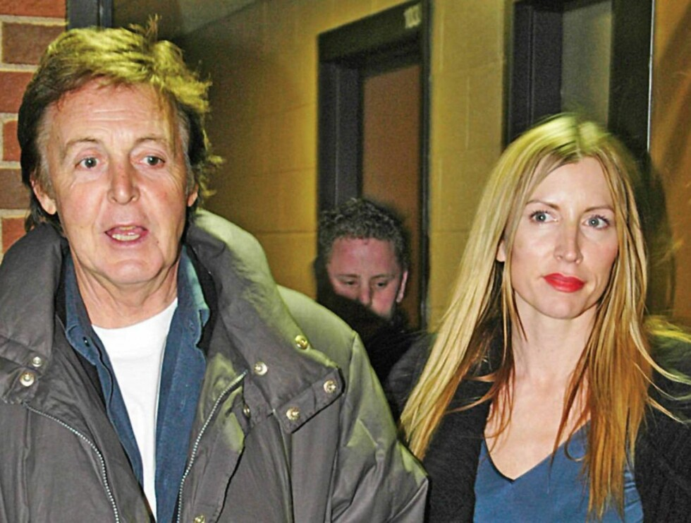 HVER SIN VEI: Det er ugjenkallelig over mellom Paul McCartney og Heather Mills. Foto: AP/SCANPIX