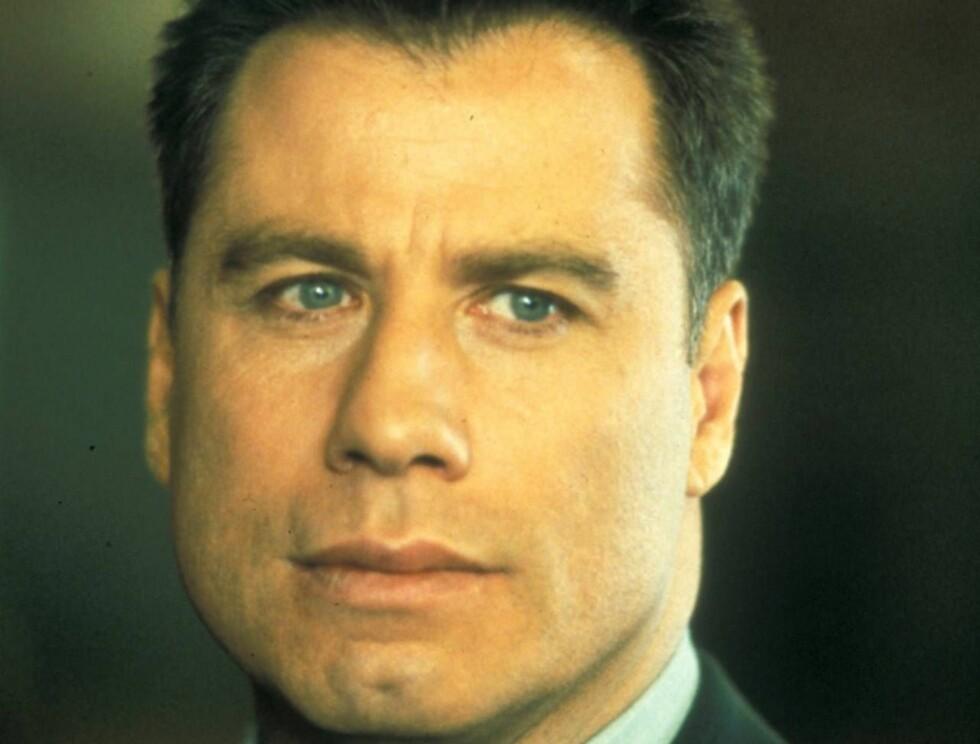 FINNER SVAR: John Travolta som militær etterforsker. Foto: TVNorge