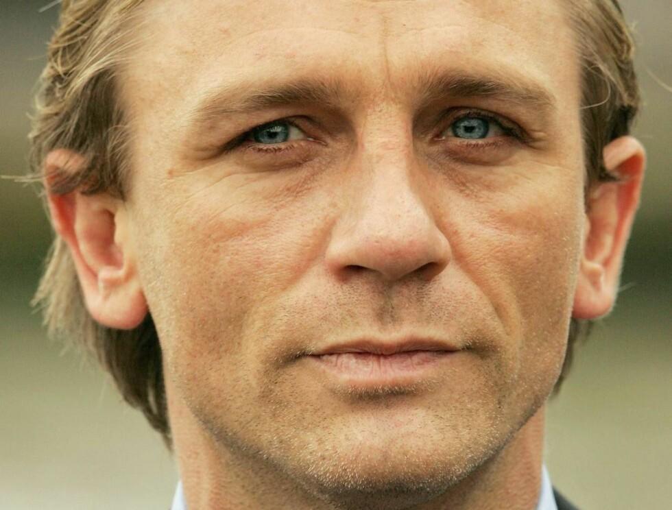 STJERNEVISITT: Daniel Craig får definitivt noen frynsegoder gjennom rollen som James Bond. Foto: All Over Press