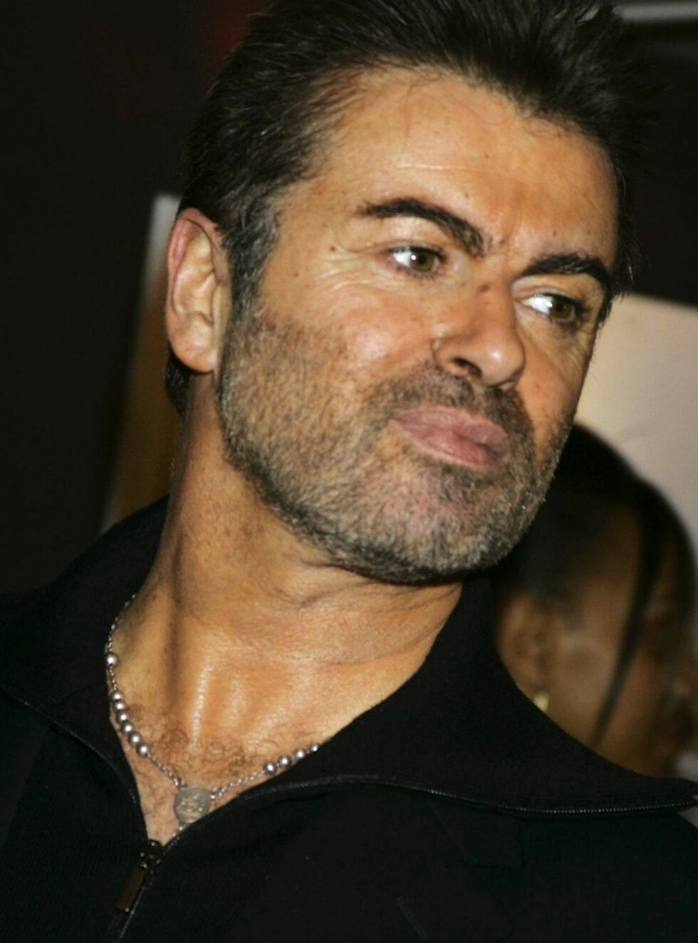 BLÅSER I AVSLØRINGENE: George Michael mener all PR er god PR. Foto: All Over Press