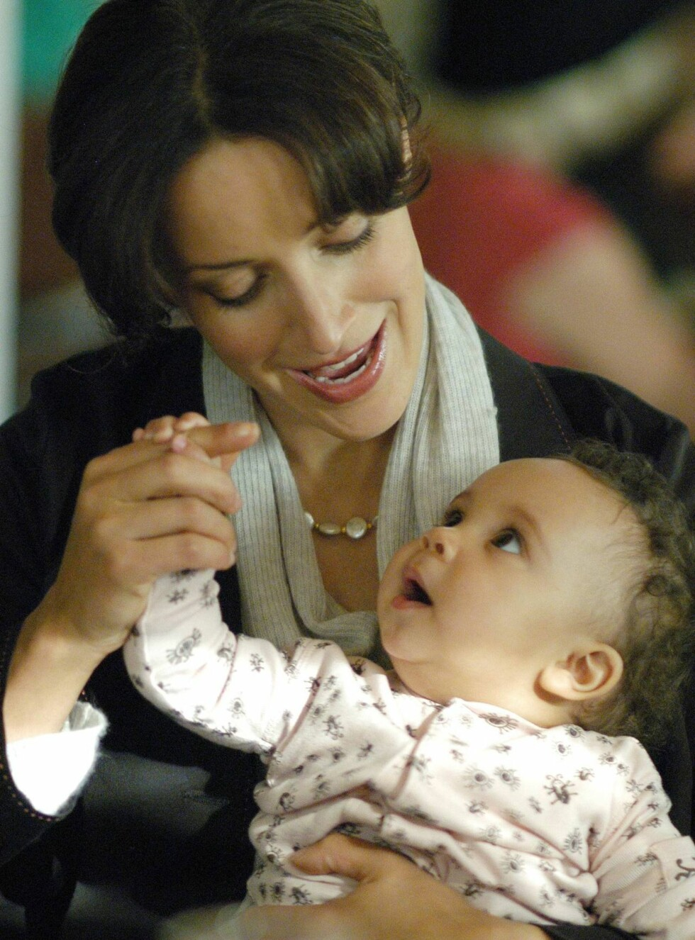 <strong>LESBISK:</strong> Jennifer Beals i serien The L Word. Foto: TV3