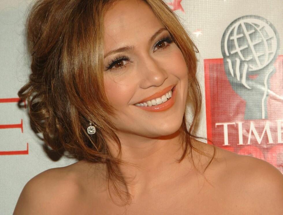 MEDIAMOGUL: For Jennifer Lopez er det ikke nok å 'bare' være pop- og filmstjerne... Foto: All Over Press
