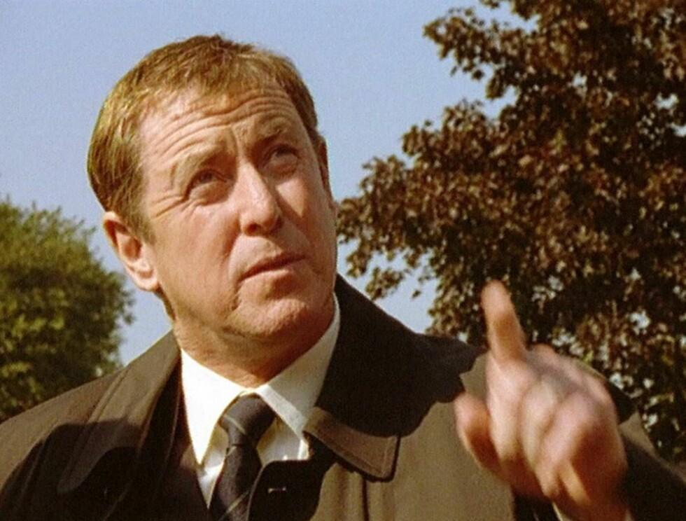 GENTLEMAN: John Nettles som Barnaby. Foto: TV2