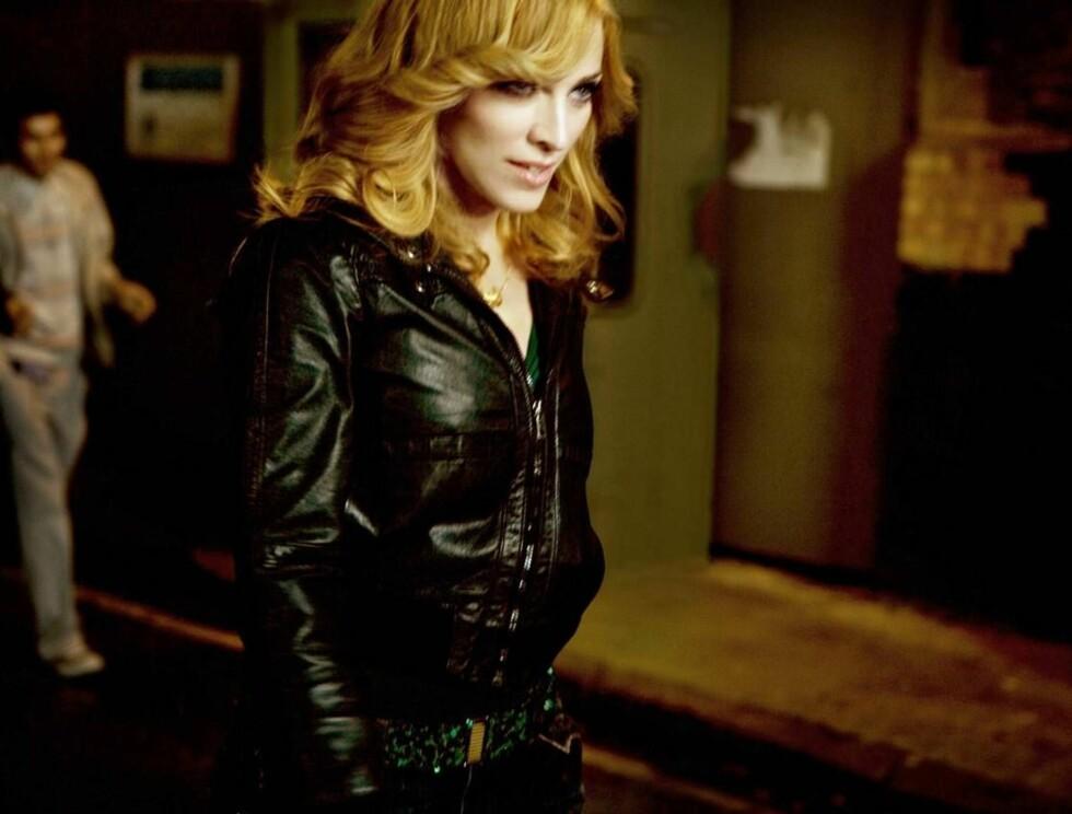 SÅ LYSET: Madonna om kabbalah. Foto: TV2