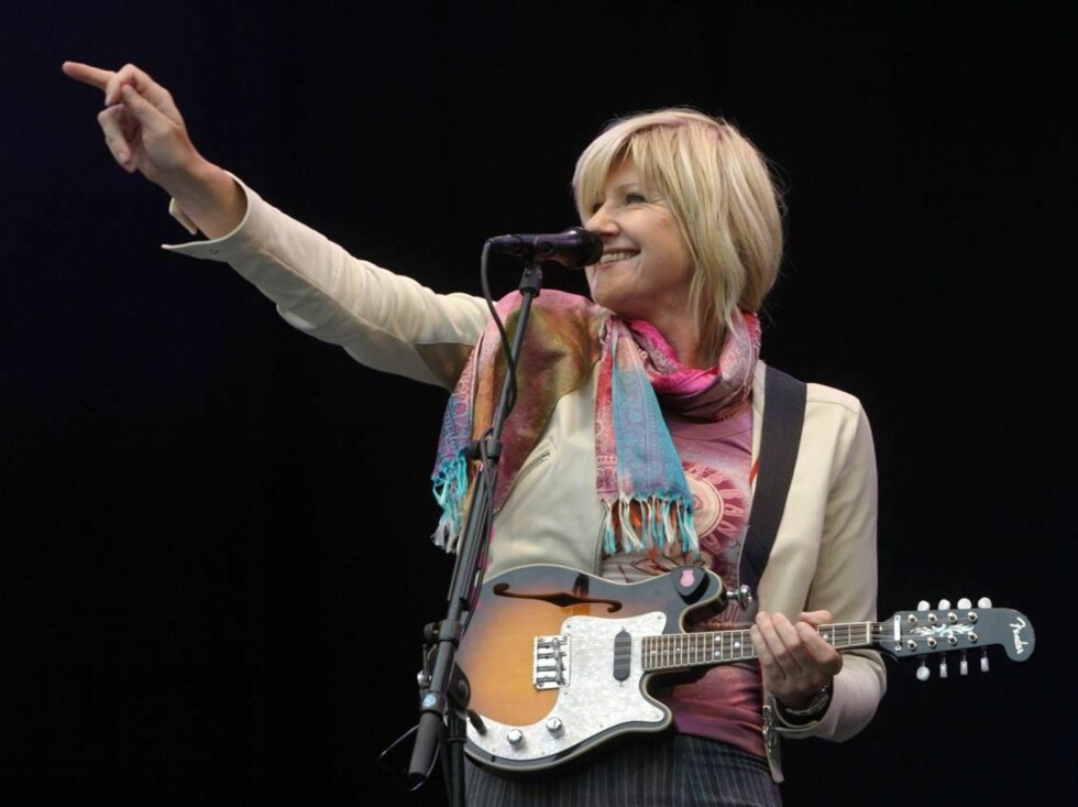 FLERE KONSERTER: Anne Grethe Preus må satse på flere konserter for å få firmakontoen i pluss i år. Foto: Se og Hør, Tore Skaar