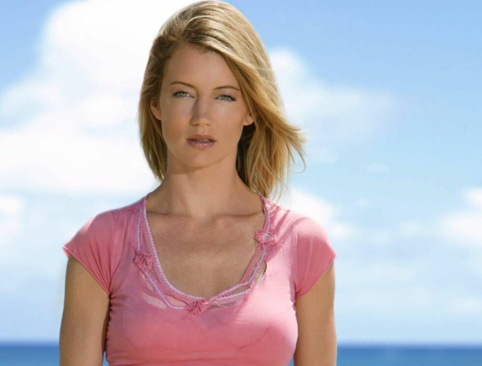 LEVER FORTSATT: Cynthia Watros spiller Libby i Lost. Foto: ABC