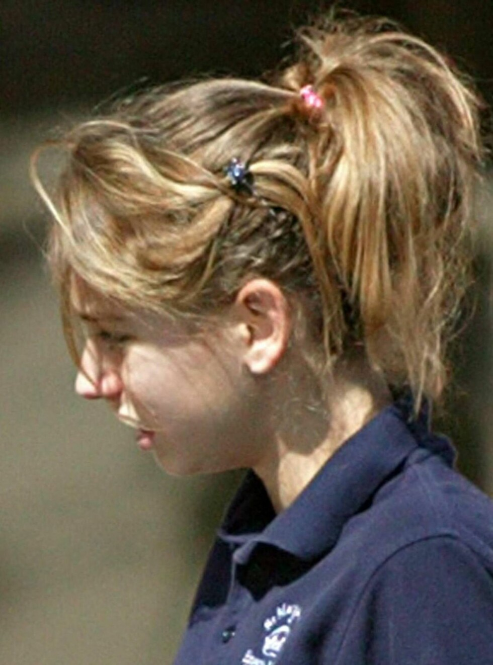 SØT: Hun er 14 år gammel, og har en meget berømt far. Jazmin har fått livet snudd på hodet! Foto: Stella Pictures