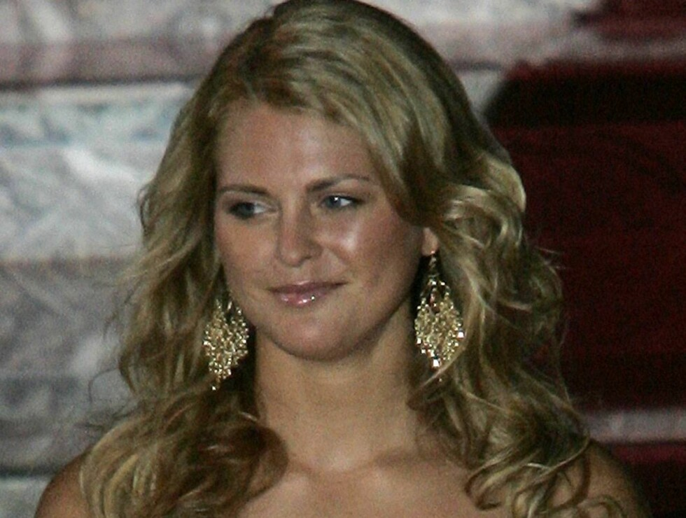 MOTEBEVISST: Prinsesse Madeleine er et moteikon i Sverige. Dermed vil nok bilfabrikanten oppleve økt salg framover... Foto: scanpix / ap