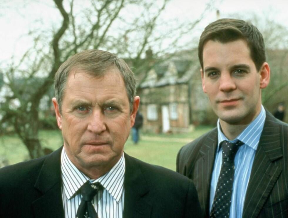 John Nettles som inspektør Barnaby i Mord og mysterier