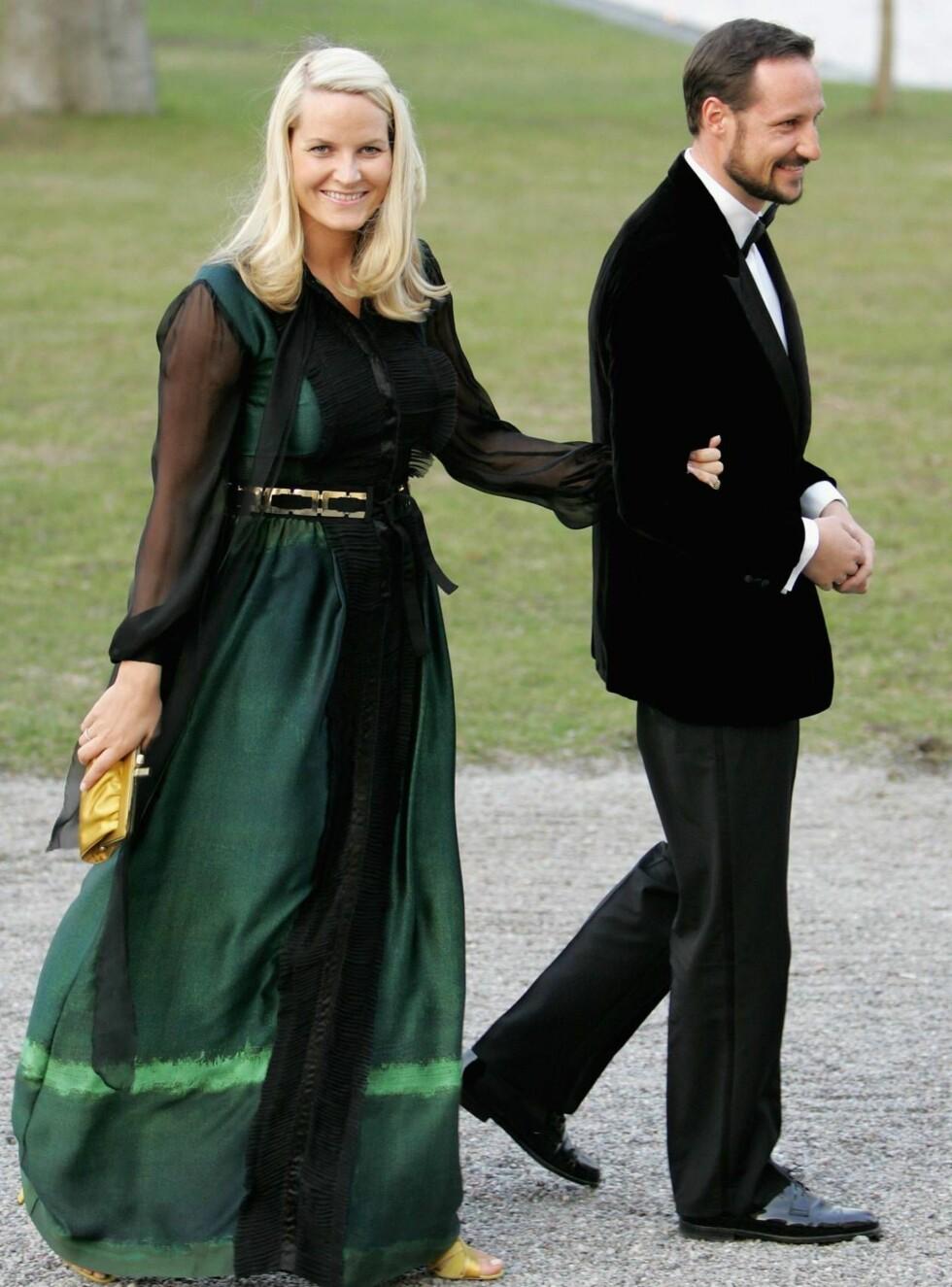 <strong>STRESS:</strong> Kronprinsparet får et tøft program på sin tur til Sogn og Fjordane. Foto: All Over Press