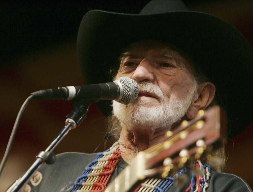 I LOVE ROCK N' ROLL: Ikke bare ønsker Willie å dra på turne. Han vil også gi ut bok med livsfilosofi. Foto: All Over Press