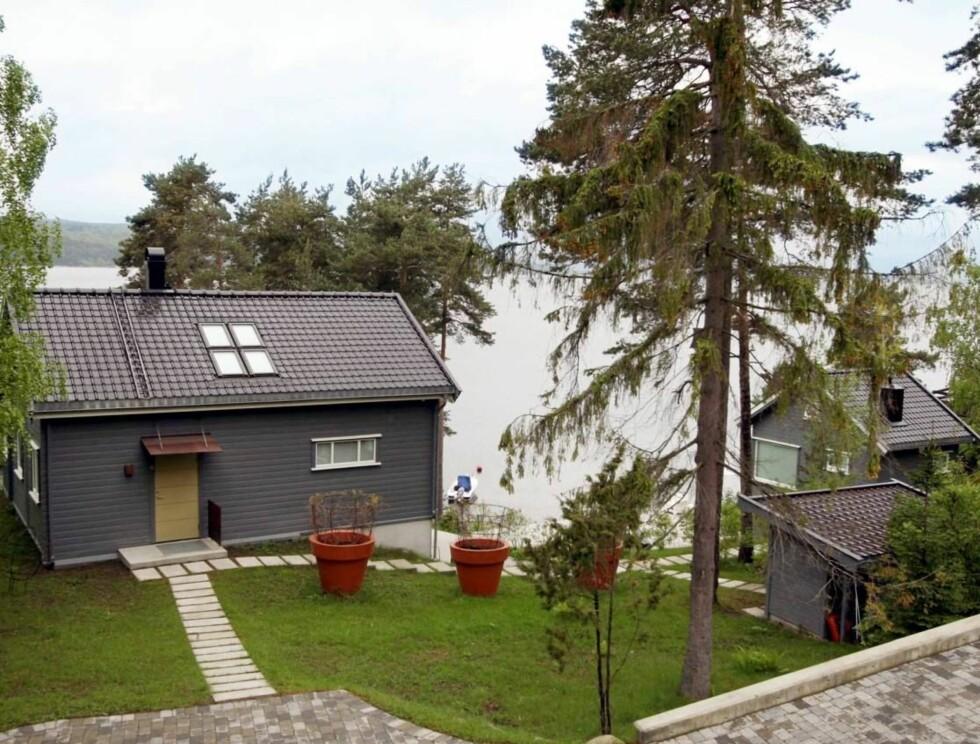 <strong>PERLE TIL SALGS:</strong> Arve Juritzen krever 15 millioner for herligheten rett utenfor Oslo.