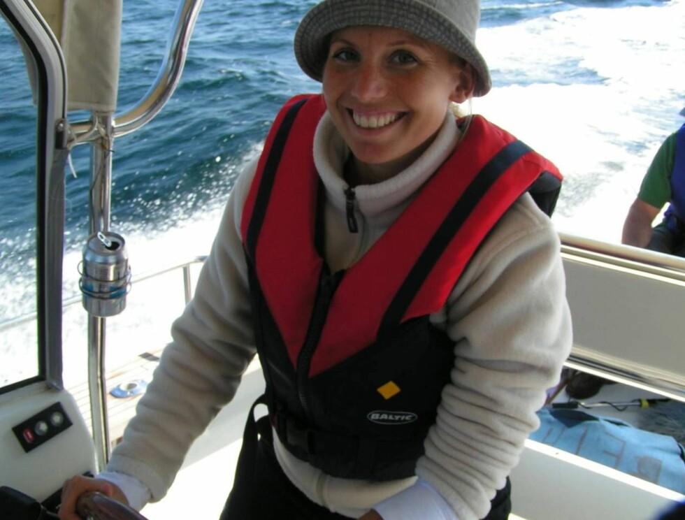 <strong>SJØSMAK:</strong> Tina byr på havets delikatesser. Foto: NRK