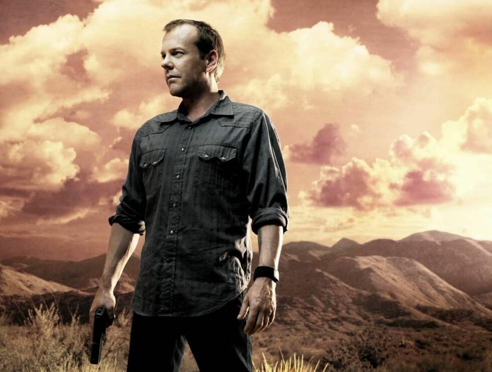 LEVER FARLIG: Jack Bauer.