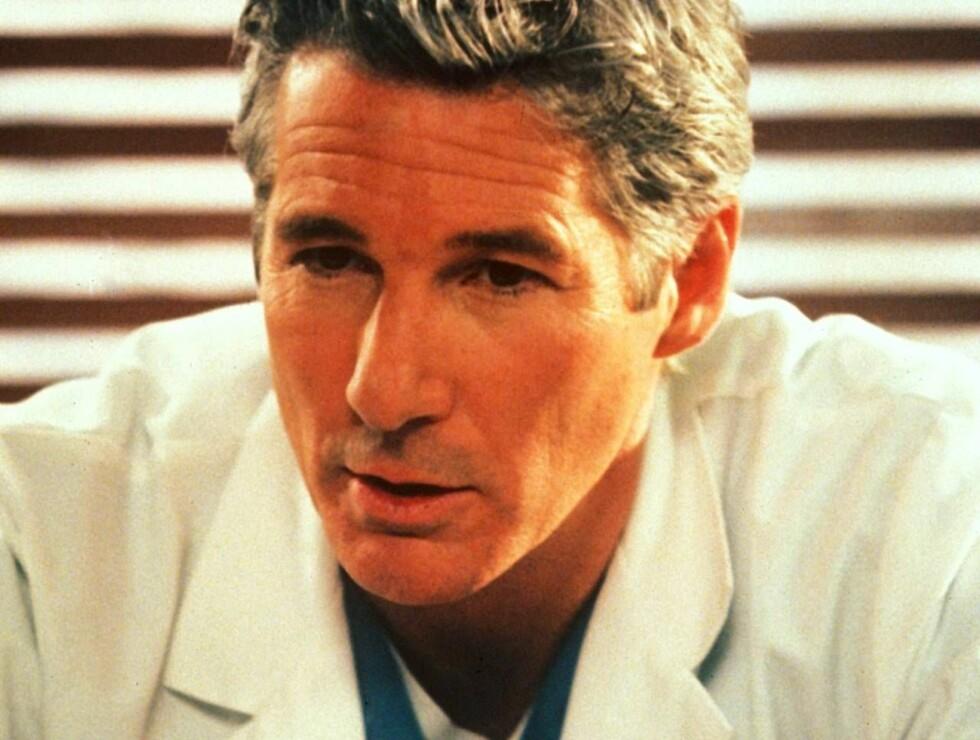 <strong>RICHARD GERE:</strong> Spiller populær gynekolog.