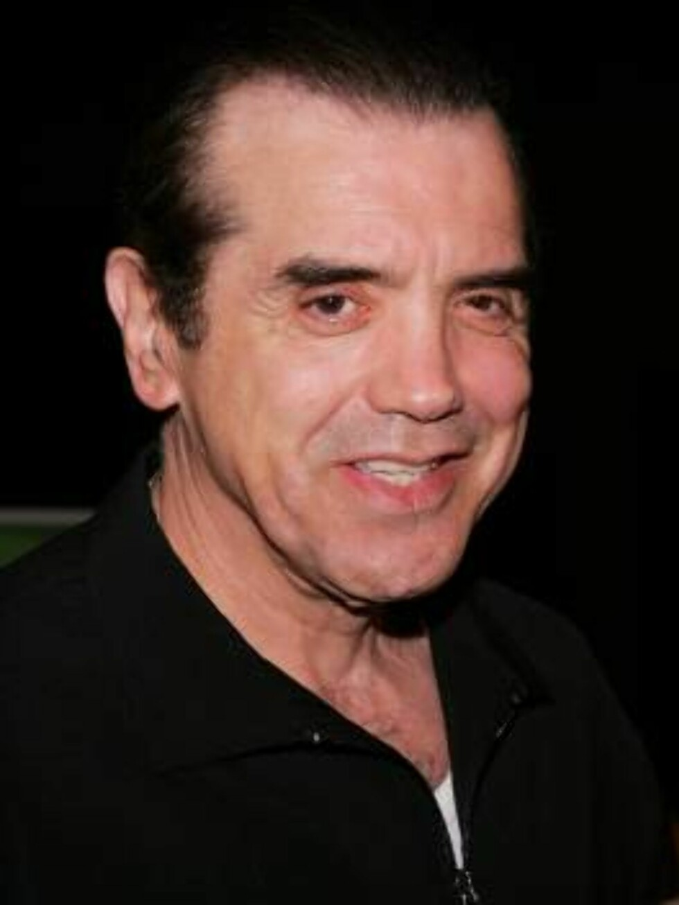 NEW YORK - MAY 19:  Actor Chazz Palminteri attends the The Rainforest Foundation Benefit Dinner & Gala at The Pierre Hotel on May 19, 2006 in  New York City.  (Photo by Paul Hawthorne/Getty Images) *** Local Caption *** Chazz Palminteri  * SPECIAL INSTRUC Foto: All Over Press