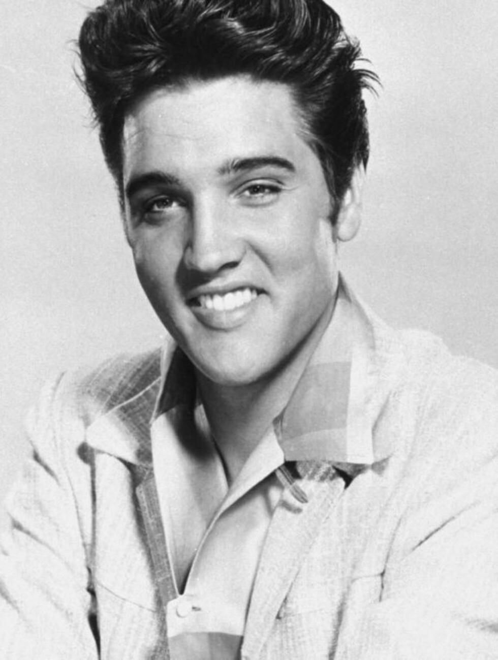 <strong>GAMMEL HELT:</strong> Etter at Elvis flyttet har huset skiftet mellom mange forskjellige eiere. Nå vil det bli gjenskapt slik det var på rockekongens tid. Foto: Scanpix/AP