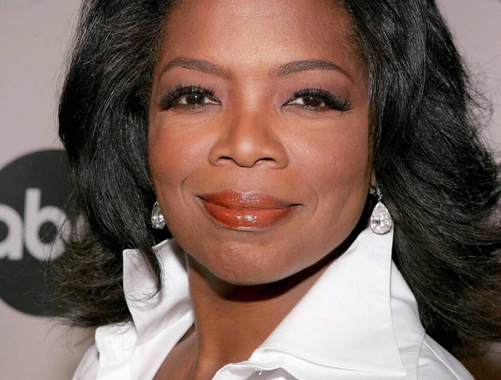 <strong>JO-JO-SLANKER:</strong> Oprah har slitt med vekten i mange år, men det har vist seg å være lønnsomt... Foto: All Over Press