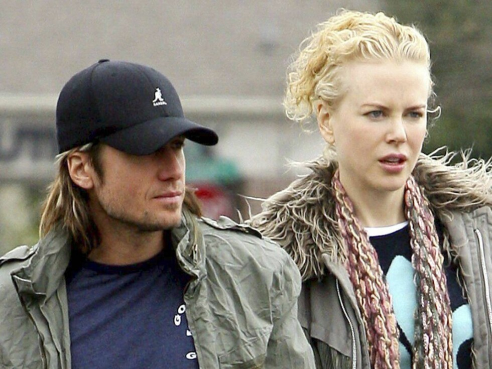 Nicole kidman and Keith Urban out shopping in Nashville.  Pictures by Clint Brewer and Ben Tsui  Ref: CBW BTLA 240306 A EXCLUSIVE   Splash News and Pictures Los Angeles:	310-821-2666 New York:	212-619-2666 London:	207-10 Foto: All Over Press