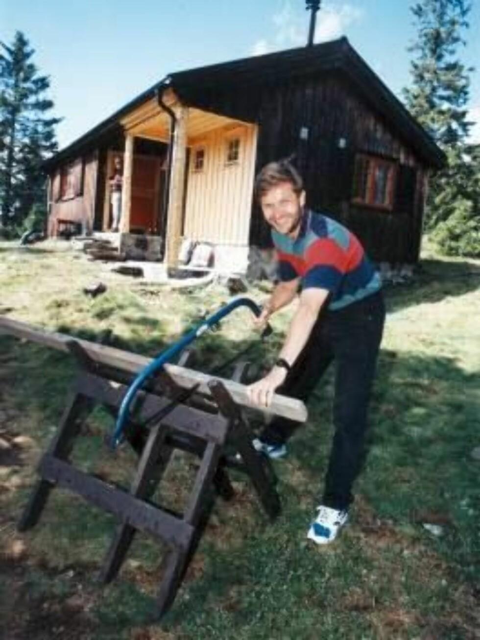 hytta til erik solheim Foto: Se og Hør