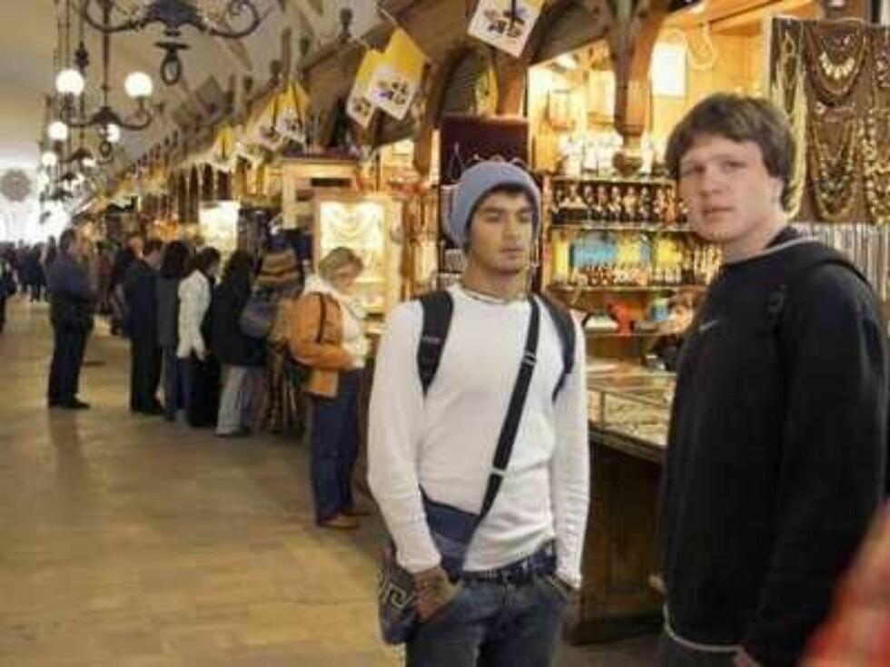 Reisereportasje fra Polen. Krakow Foto: Se og Hør