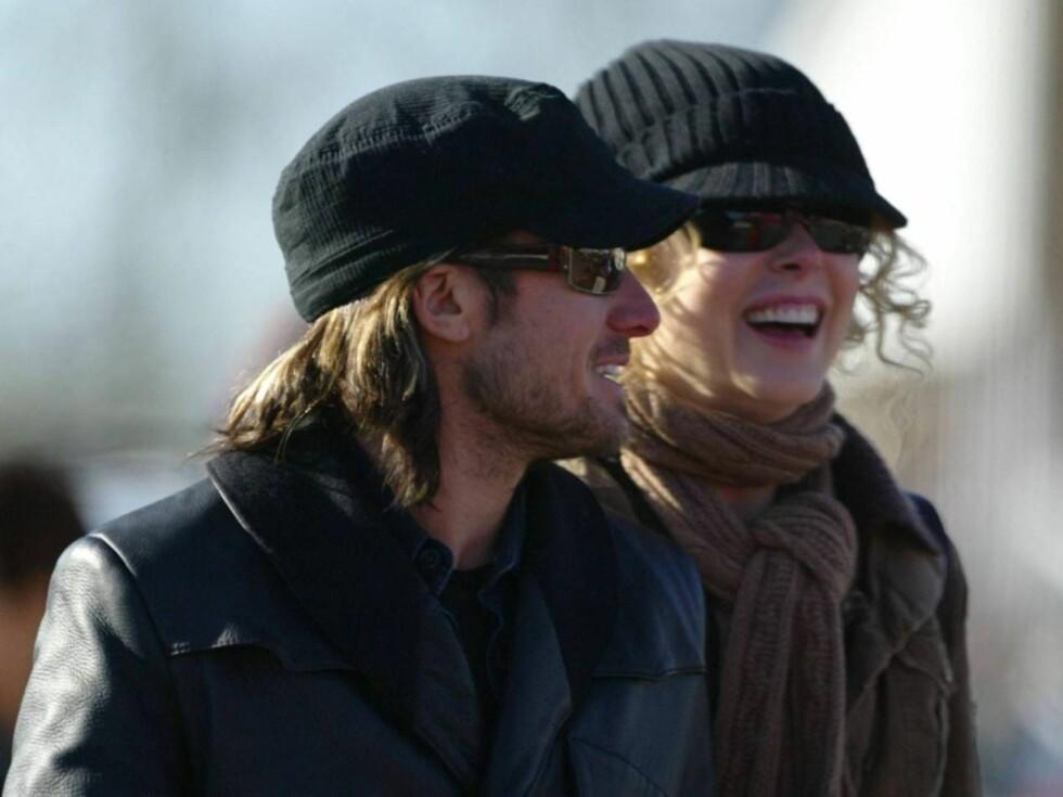 KVINNELIST: Nicole Kidman vil ha kjæresten edru. Foto: All Over