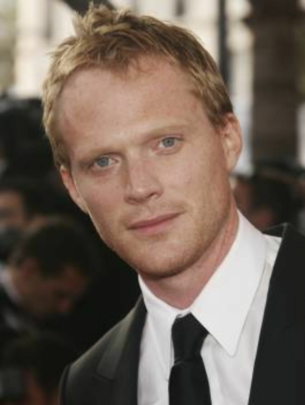 "CANNES, FRANCE - MAY 17:  Actor Paul Bettany attends ""The Da Vinci Code"" World Premiere & Opening Gala at the Palais during the 59th International Cannes Film Festival May 17, 2006 in Cannes, France.  (Photo by Pascal Le Segretain/Getty Images) *** Local Foto: All Over Press"