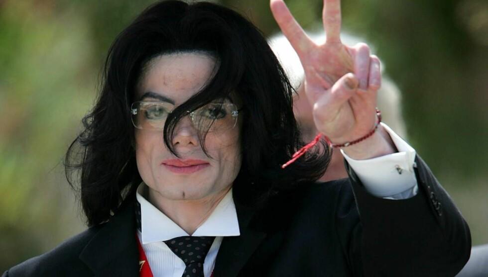 VERTSKAP: Michael inviterer ofte norske Omer på besøk.  Foto: All Over Press