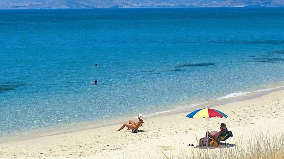 PARADIS: I Hellas er det hundrevis av små øyperler å velge blant.