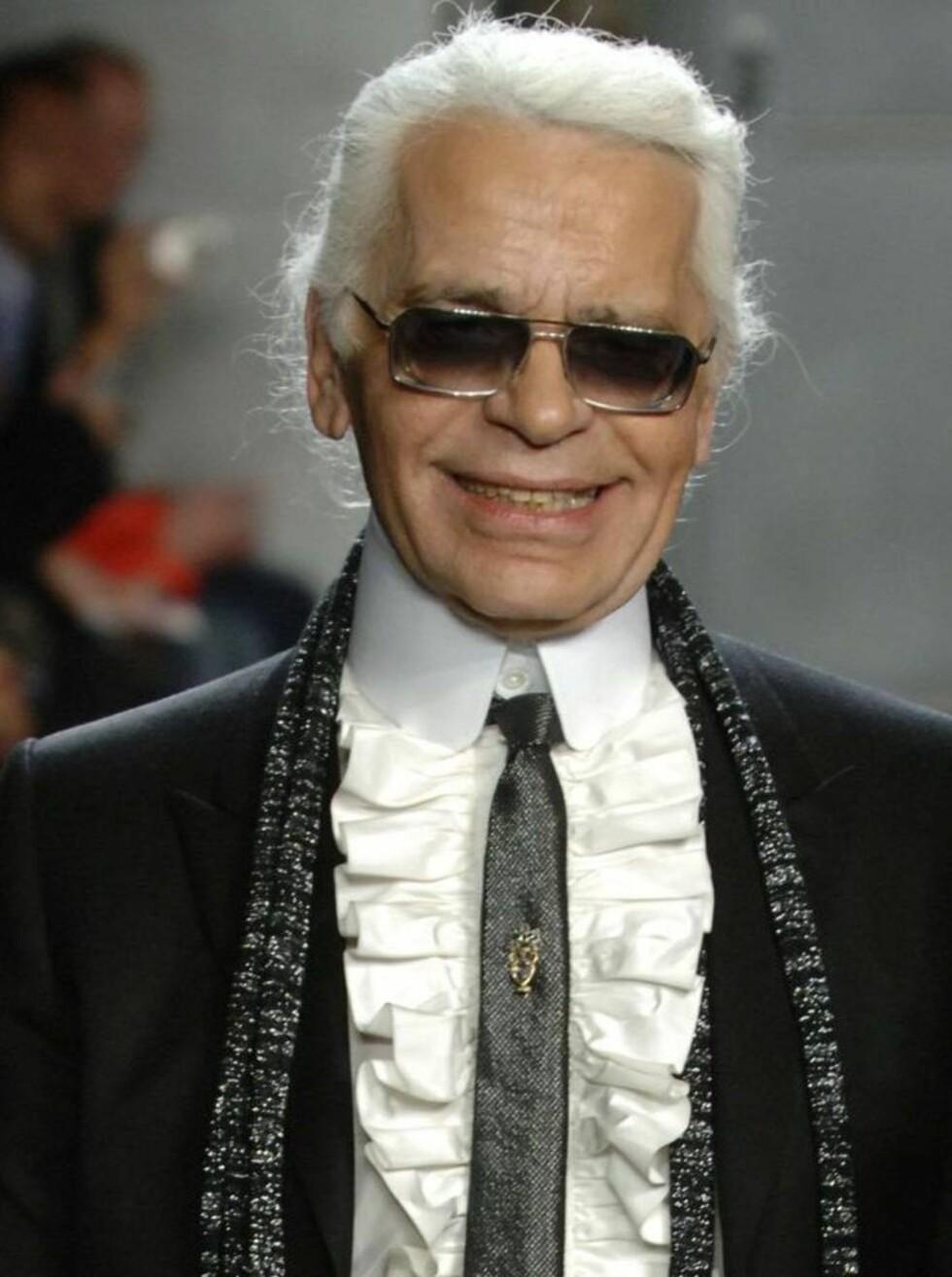 NEKTER: Karl ønsker seg en langt mer sofistikert kvinne. Foto: All Over Press