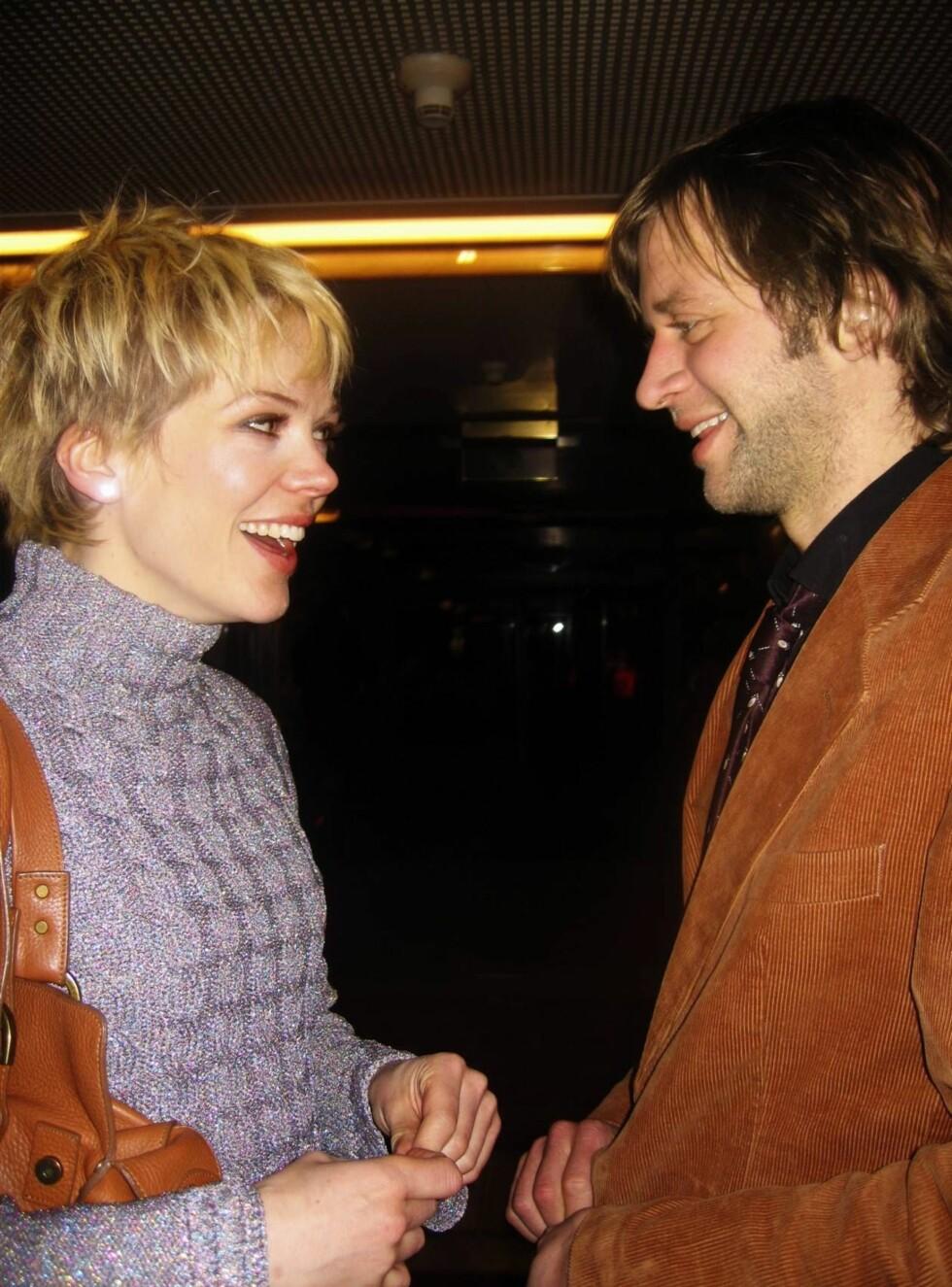NY KJÆRSTE: Musiker og trompetist Sjur Miljeteig skal være Anes nye kjæreste. Foreløpig savner hun ikke barn, men antyder at det kan bli aktuelt senere i livet.