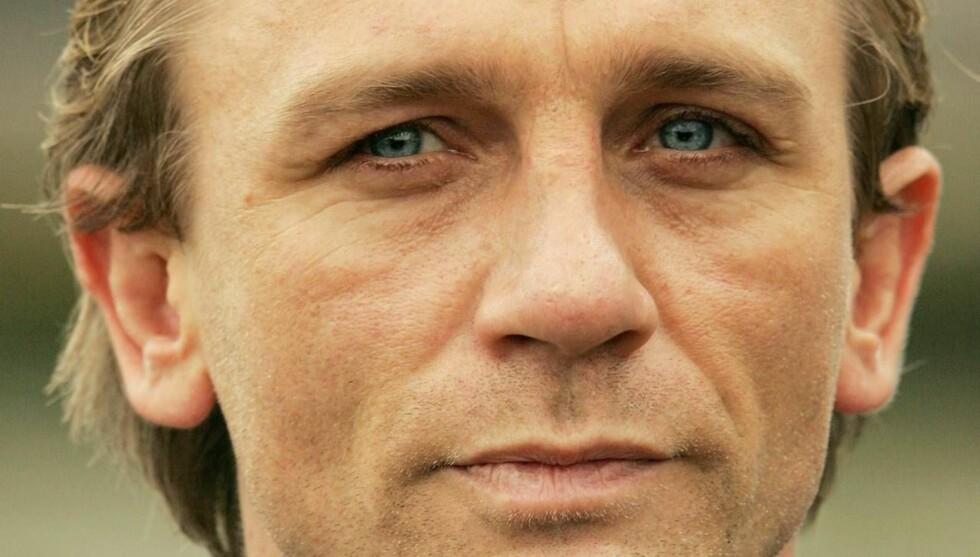 """BOND: Daniel Craig spiller James Bond i den nye """"Casino Royale"""". Foto: All Over Press"""