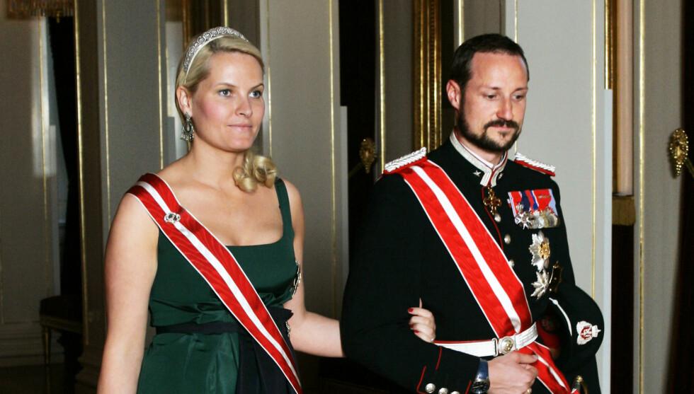 FEIRER MARGRETHE: Anledningen for Danmarksbesøket er dronning Margrethes regjeringsjubileum. Foto: SCANPIX