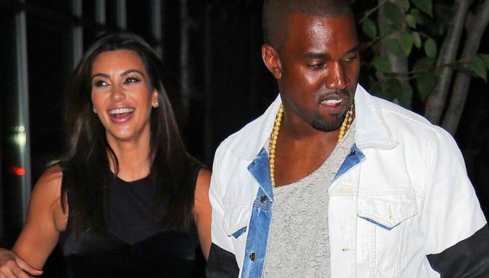 VIDEOTRØBBEL:  To sexfilmer med Kanye West og to eks-kjærester har ifølge nettsiden TMZ blitt lagt ut for salg mot artistens vilje. Foto: All Over Press