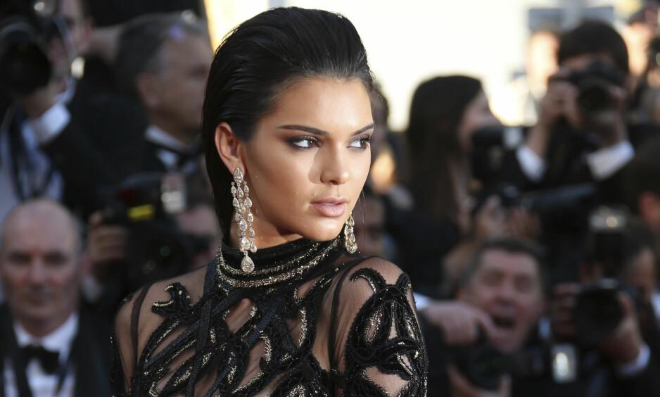 SLITER MED ANGST: Kendall Jenner er visst ikke den eneste i Kardashian-Jenner klanen med mentalelidelser. Foto: NTB Scanpix